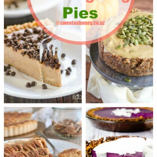 15 healthier thanksgiving pies