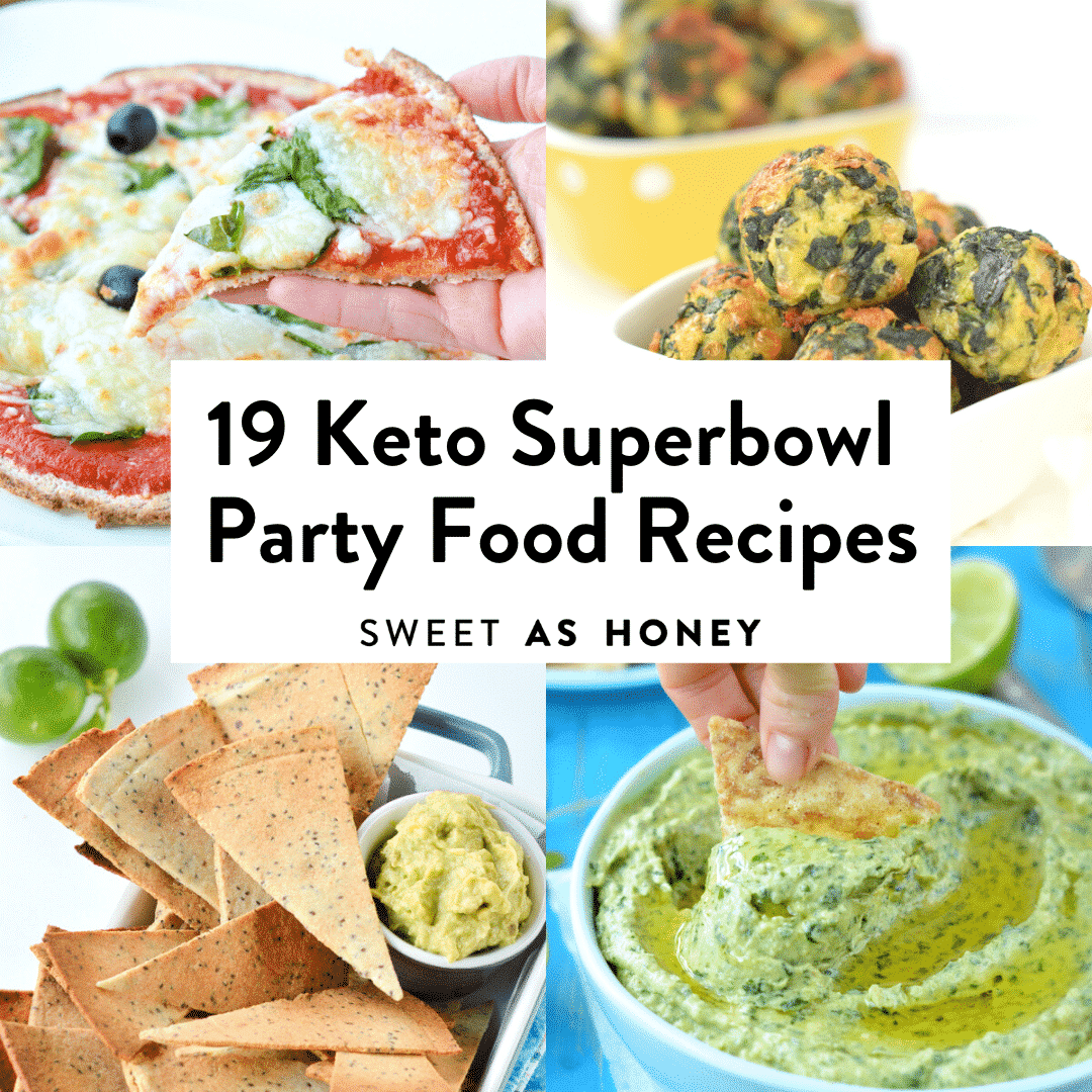 KETO SUPERBOWL PARTY FOOD RECIPES less 5 g net carbs ! #ketoappetizers #ketopartyfood #superbowlpartyfood #healthysuperbowl #superbowlrecipes #superbowl #ketosuperbowl #ketopartyfood #easy #appetizers #crowdpleasers #dip #ketodip #ketopizza #ideas #makeahead #gamefood #lowcarb #glutenfreepartyfood #glutenfreeapeetizers #glutenfreesuperbowl #glutenfree