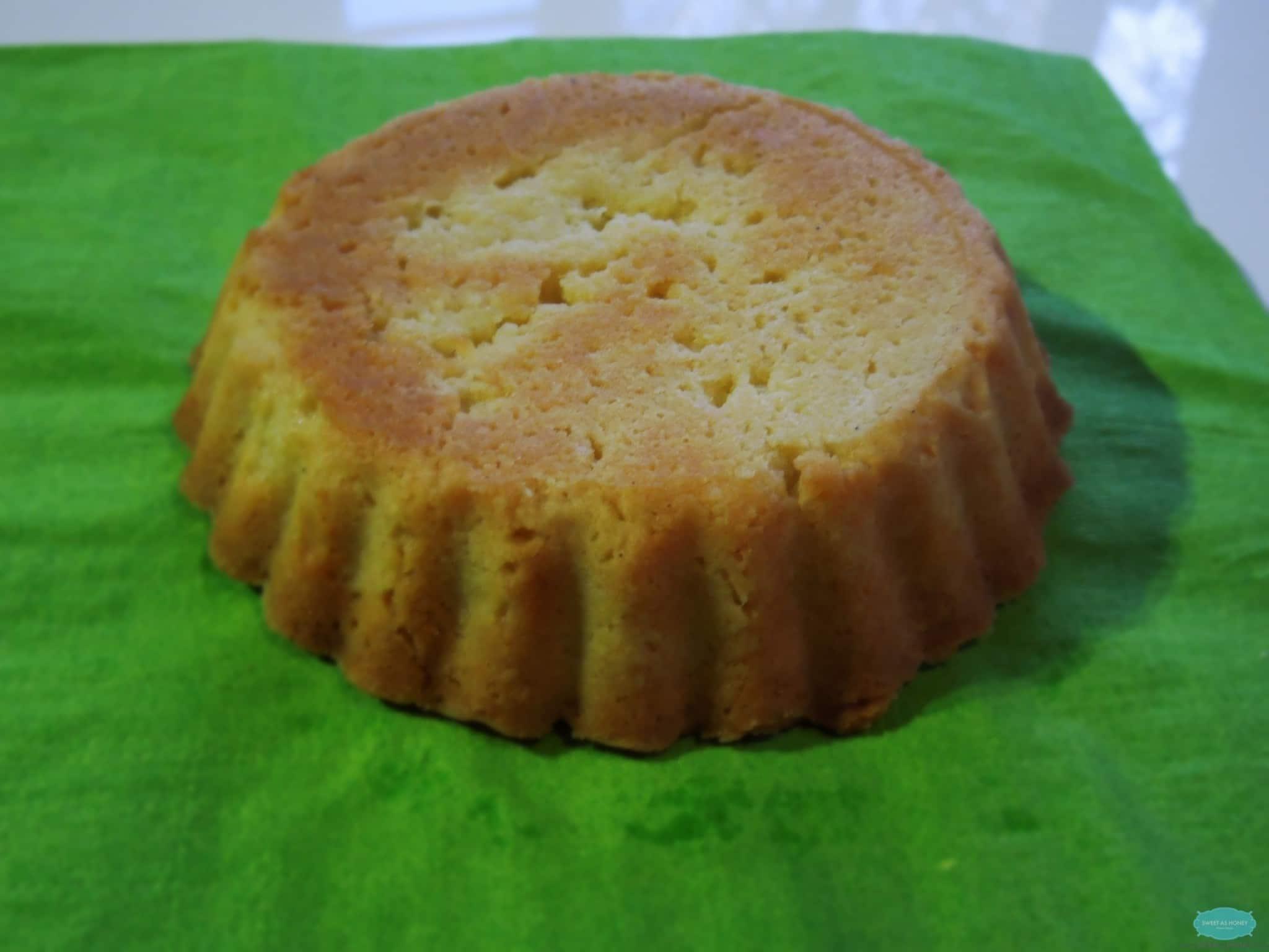 Almond Pastry Dough
