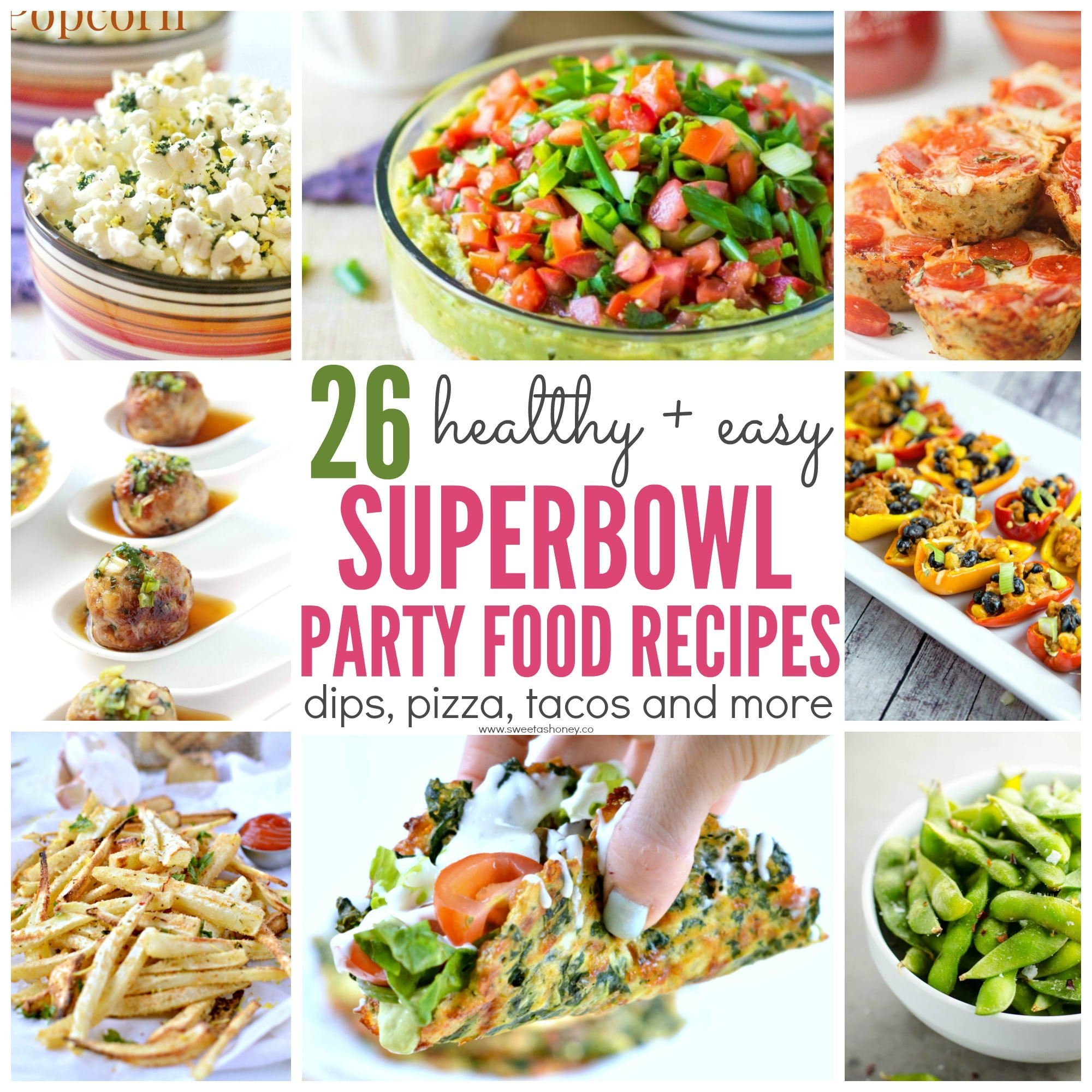 9 Guilt-Free Snacks for Your Super Bowl Spread