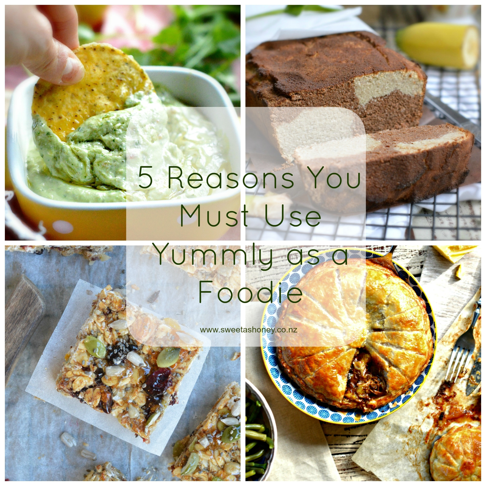 5 reasons you must use yummly