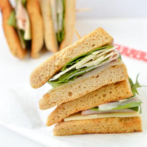 90 seconds keto bread
