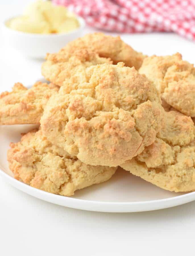 Almond flour Biscuit recipe