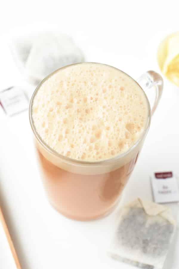 BEST KETO Recipe for Bulletproof Tea