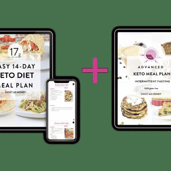 Keto Ultimate Meal Plan Bundle