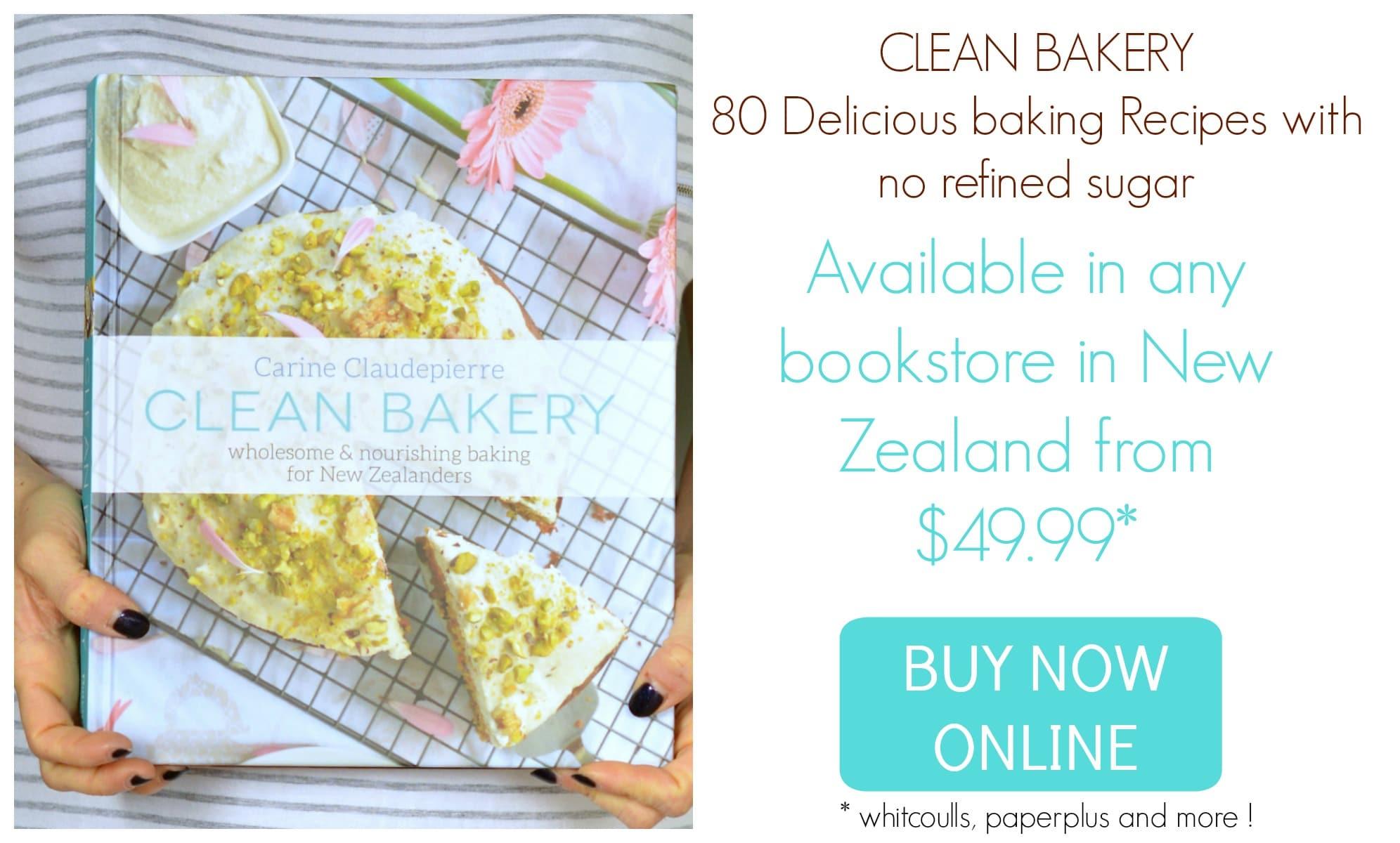 Clean Bakery Carine Claudepierre