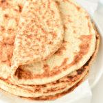 Coconut Flatbread recipe