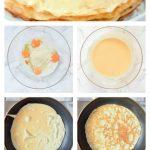Coconut Flour Crepes Low Carb