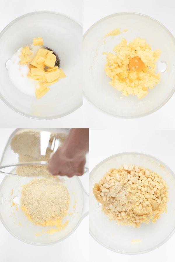 How to make keto macadamia cookies