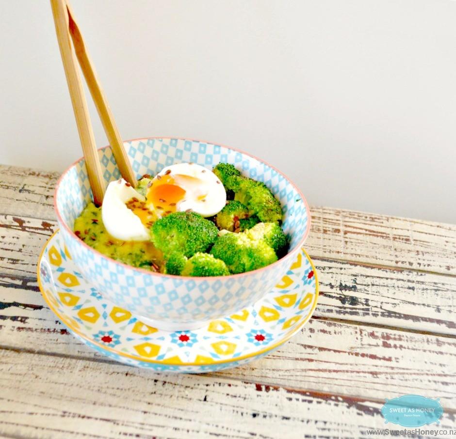 Polenta Egg Bowl