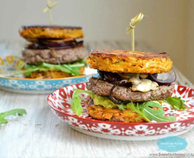 Low-Carb Burgers Recipe — Dishmaps