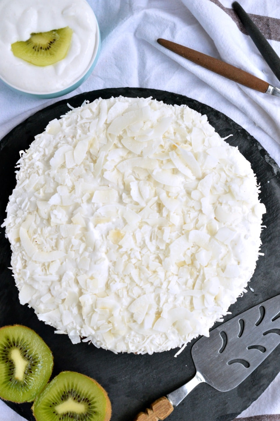 how to make desiccated coconut from shredded coconut thermomix