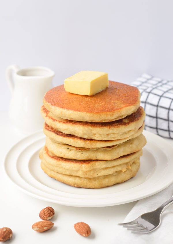 Healthy pancakes for kids