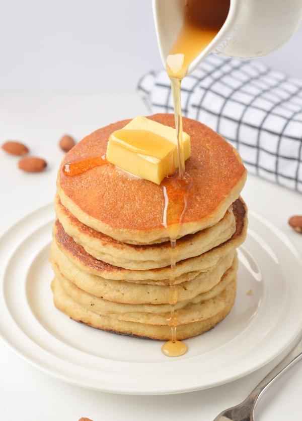 Gluten free pancakes Low carb