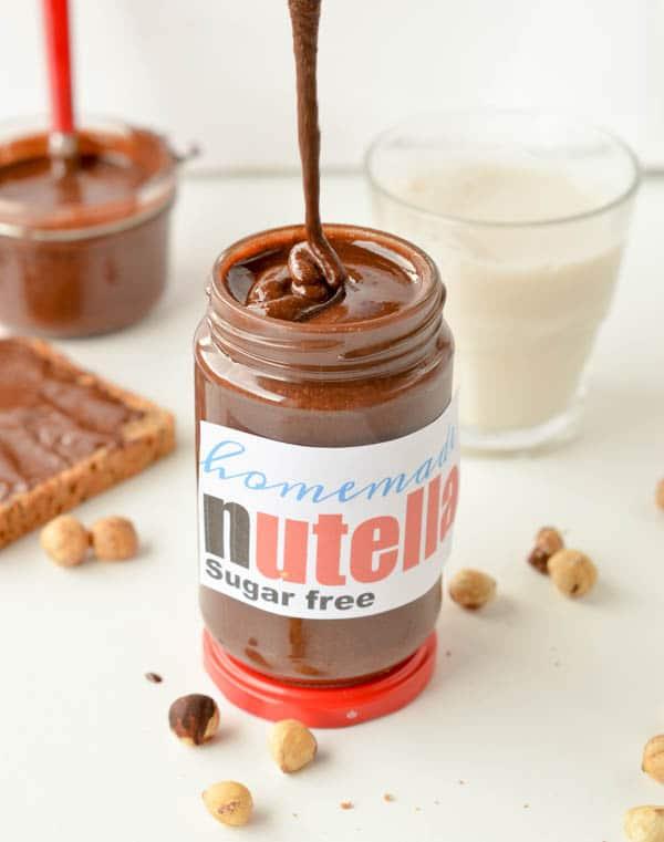 lchf nutella recept