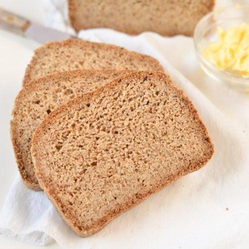 keto vegan bread
