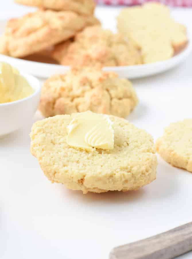 Easy Keto Biscuit recipe