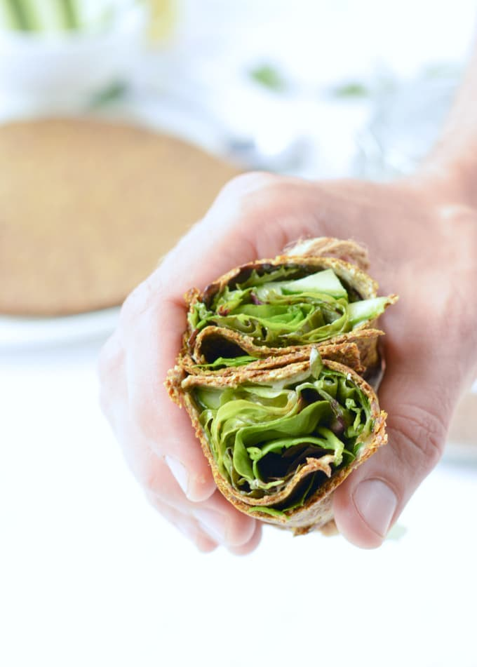 Flaxseed Wraps keto
