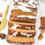 Healthy Pumpkin Bread with Almond Flour