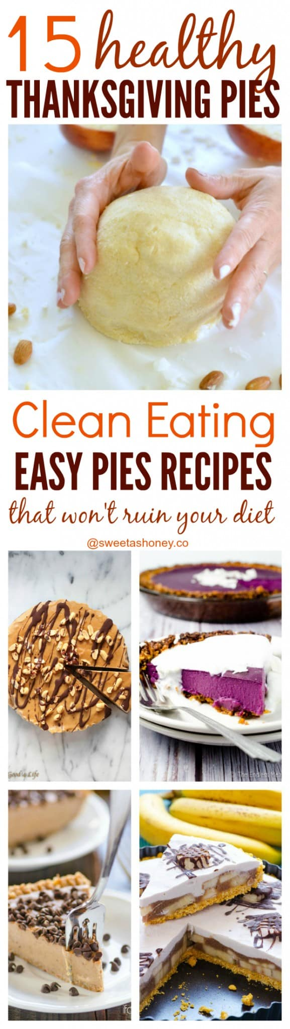 healthy thanksgiving pies recipes easy clean eating