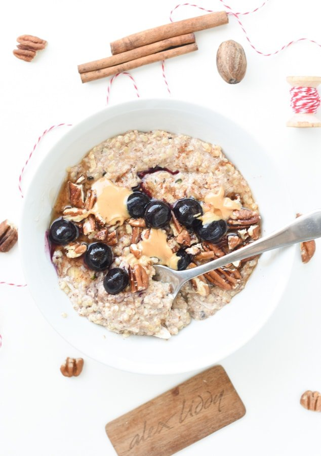 Hemp hearts oatmeal keto