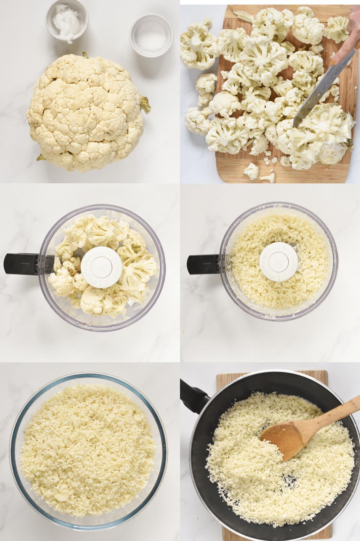 How To Make Keto Rice