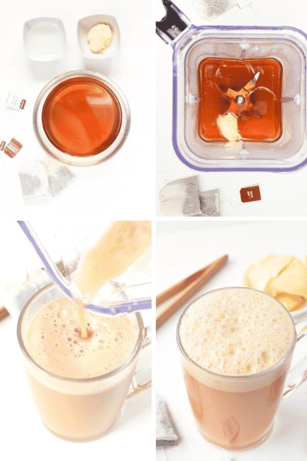 How to make Bulletproof Tea?