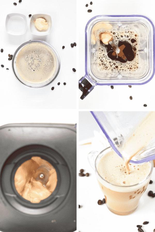 How to make Bulletproof coffee?