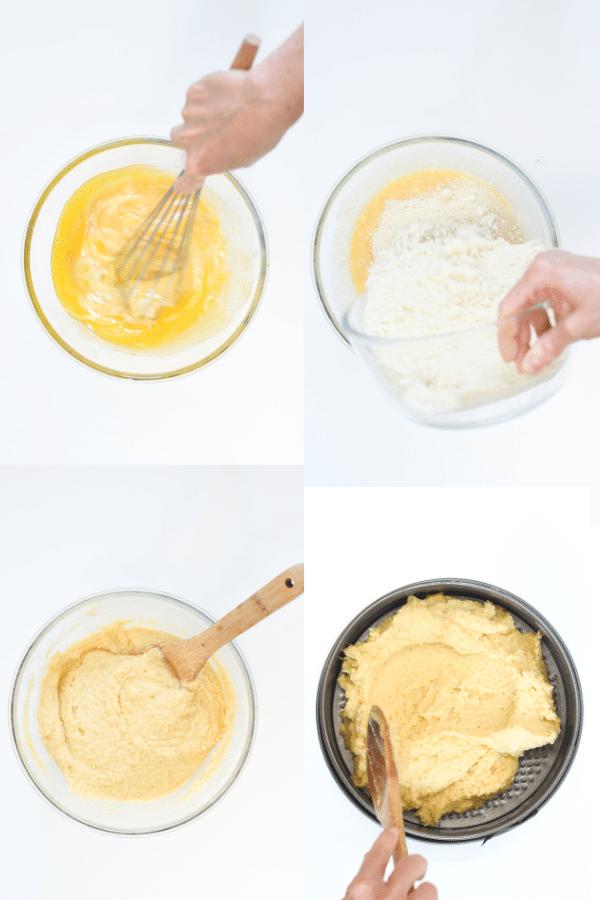 How to make Keto Almond Cake