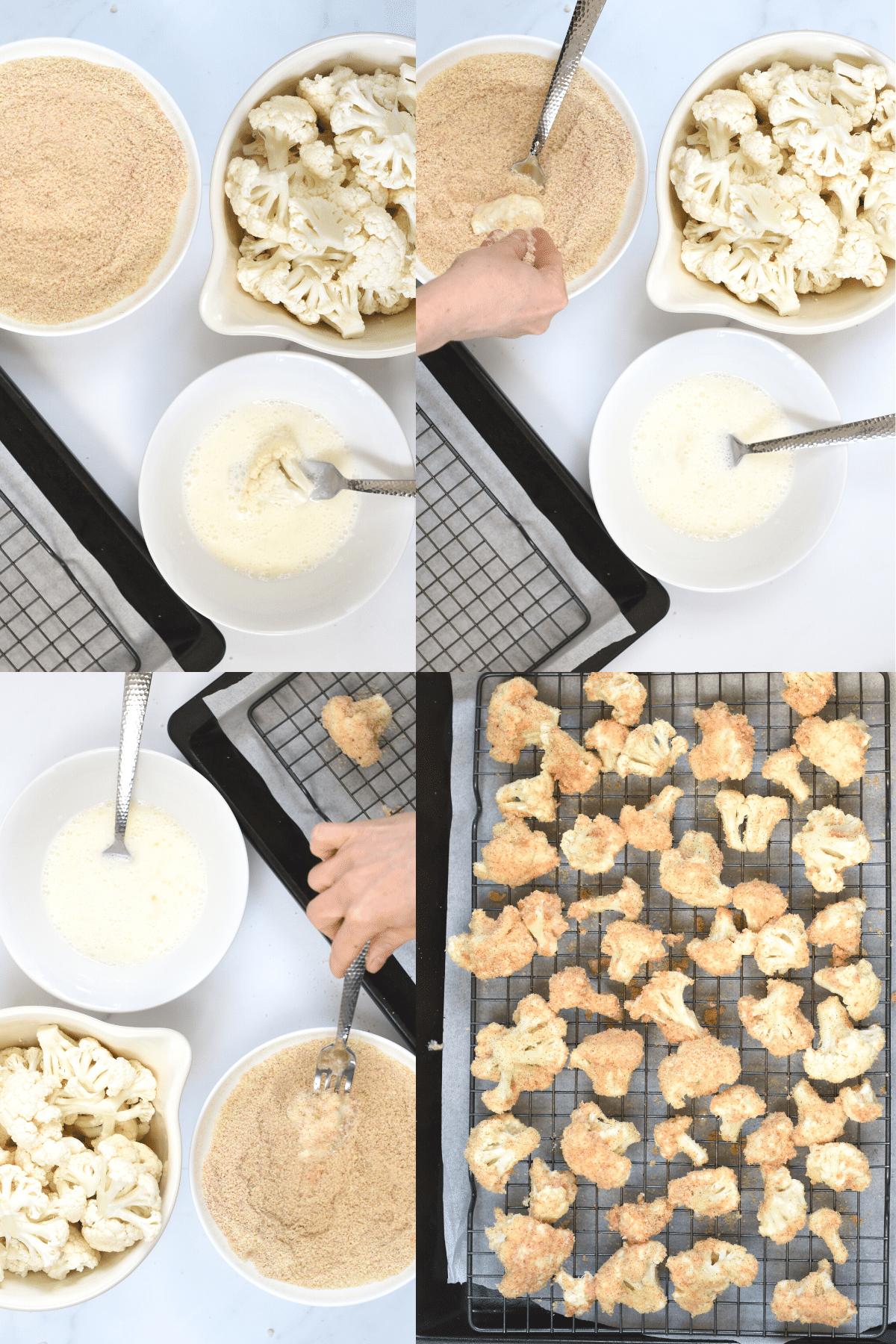 How to make Keto Buffalo Cauliflower