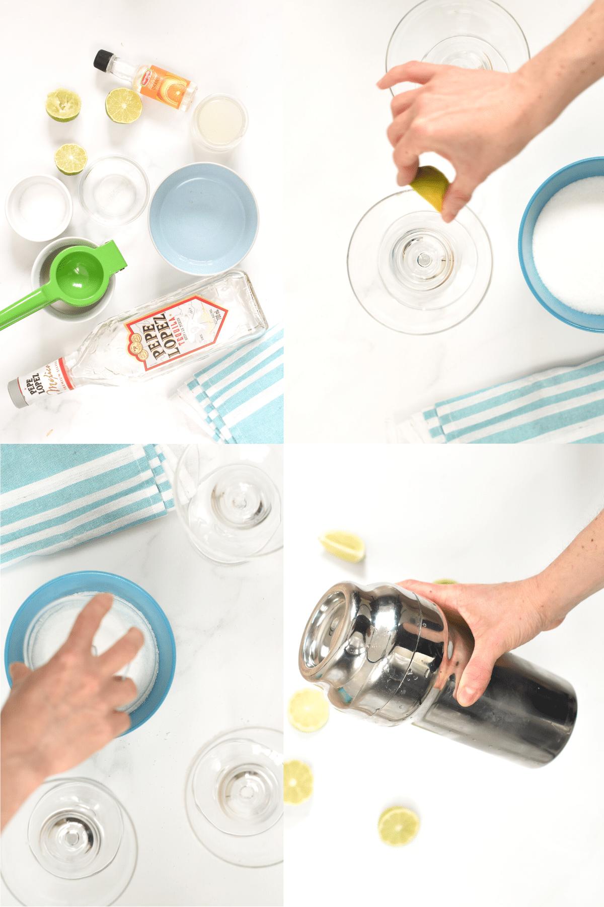 How to make Keto Margarita