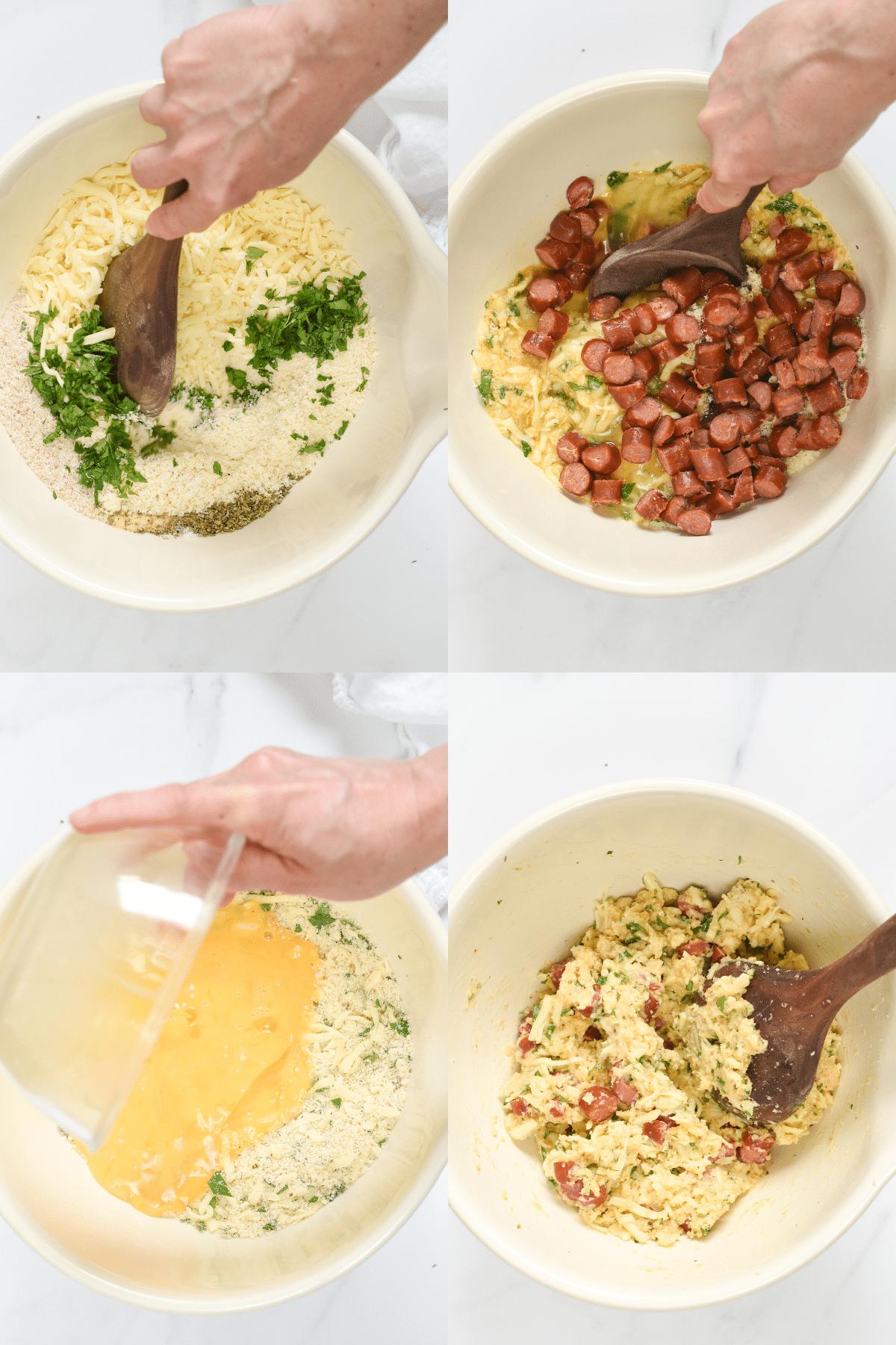 How to make Keto Pizza Bites