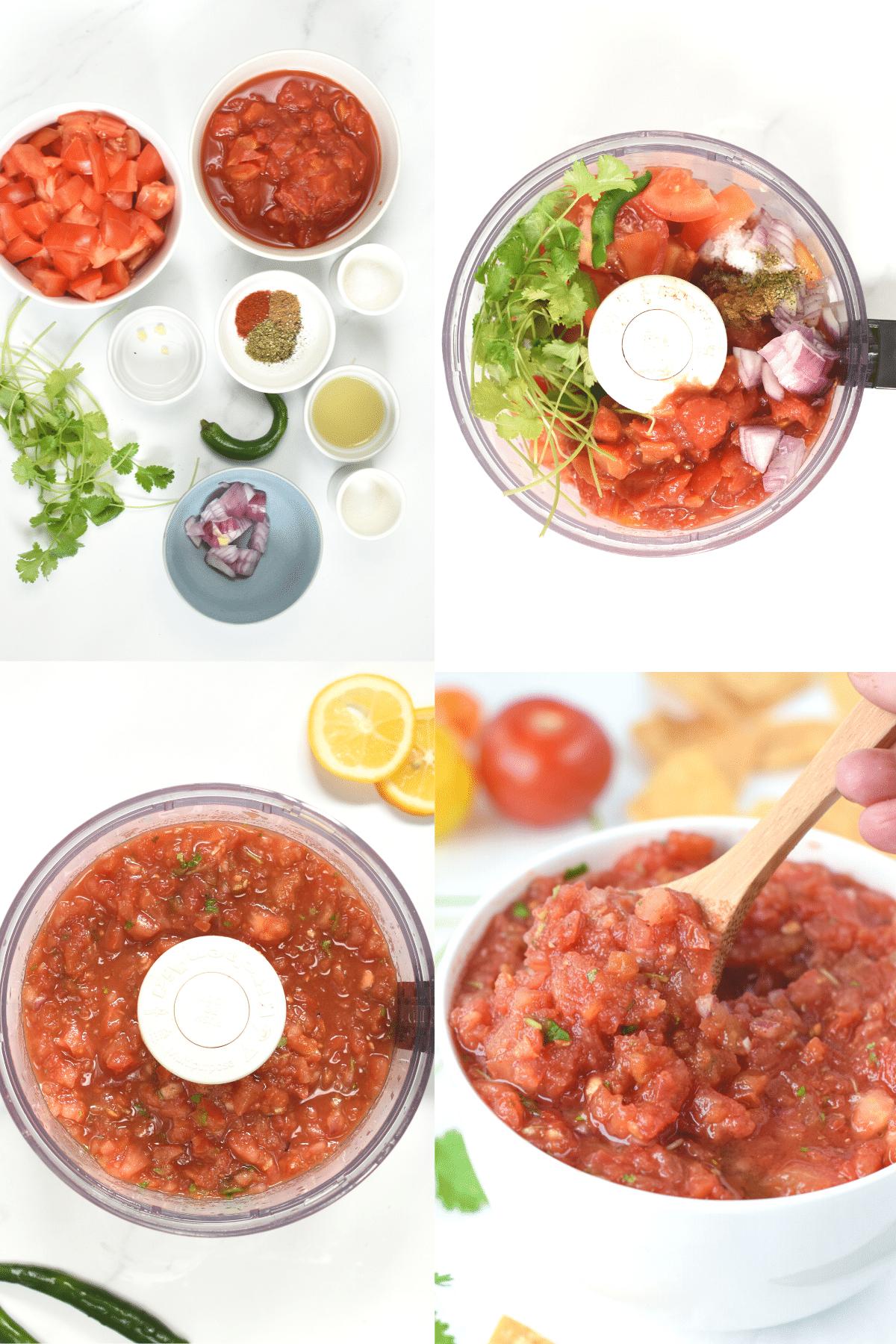 How to make Keto Salsa Recipe