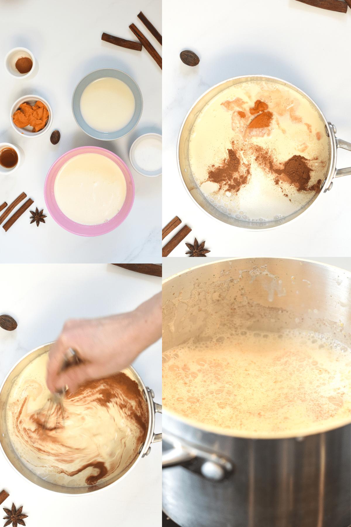 How to make Sugar Free Pumpkin Spice Creamer