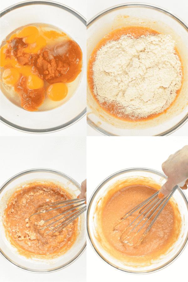 How to make keto pumpkin pancakes