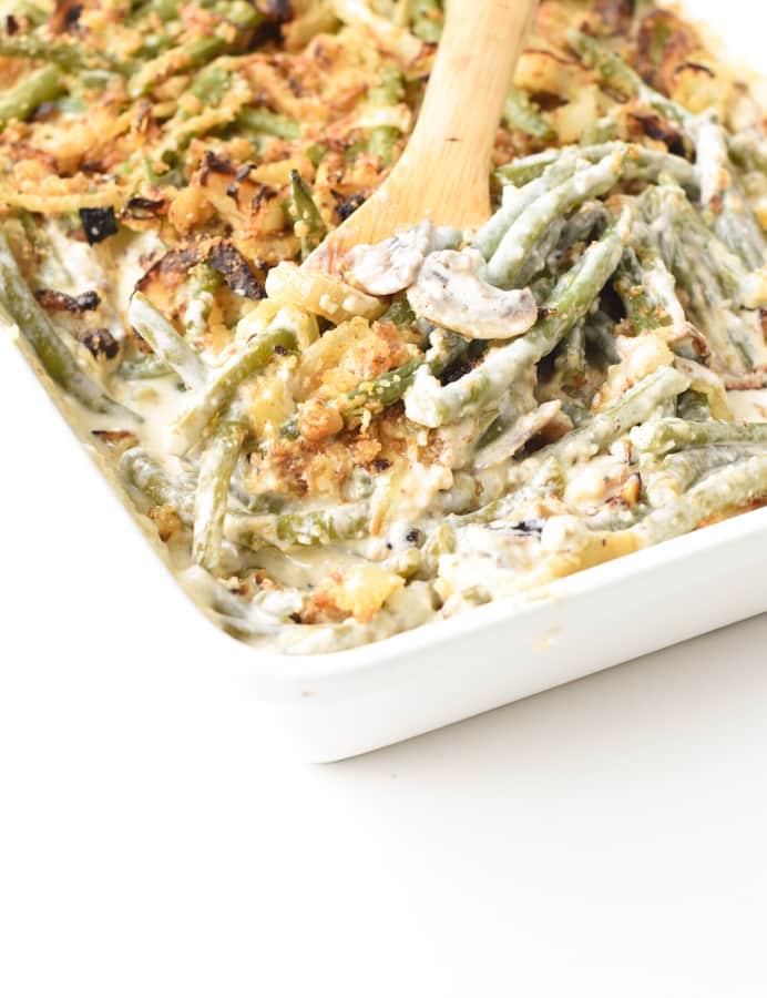 Is green bean casserole keto?