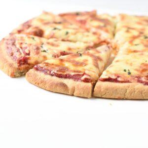 Gluten free Almond Flour Pizza Crust