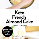 Keto Almond cake gluten free