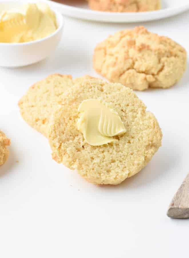 Keto Biscuit recipe