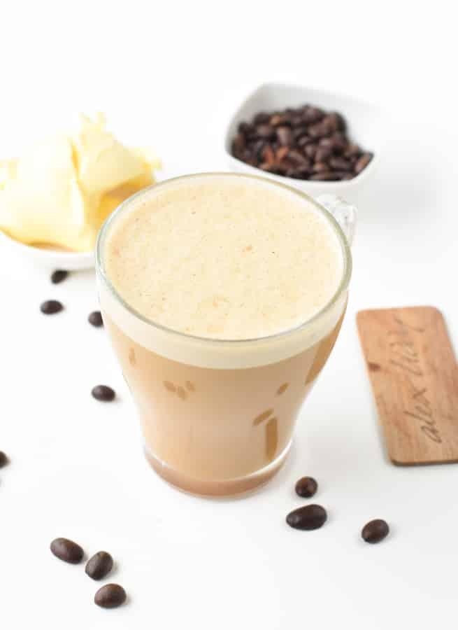 Keto Bulletproof Coffee ZERO Carbs