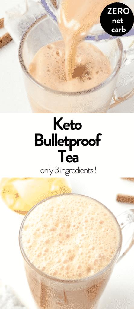 Keto Bulletproof Tea