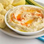 Keto Cauliflower Hummus