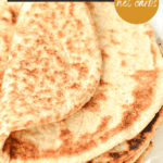 Keto Coconut flour flatbread