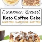 Keto Coffee Cake Keto Coffee Cake