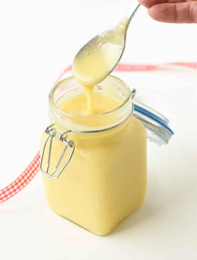 Keto Condensed Milk Recipe