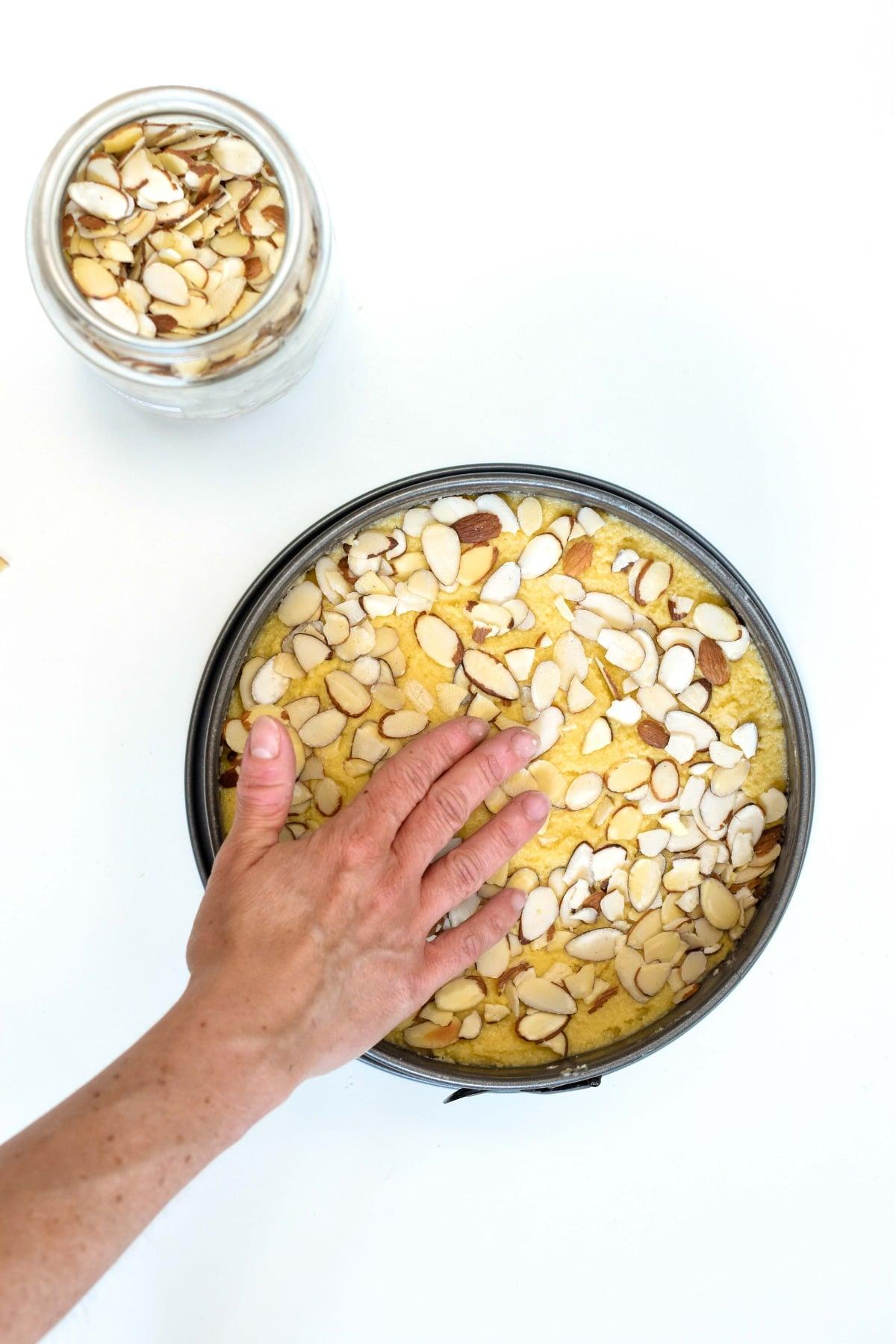 Keto French Almond Cake (12)