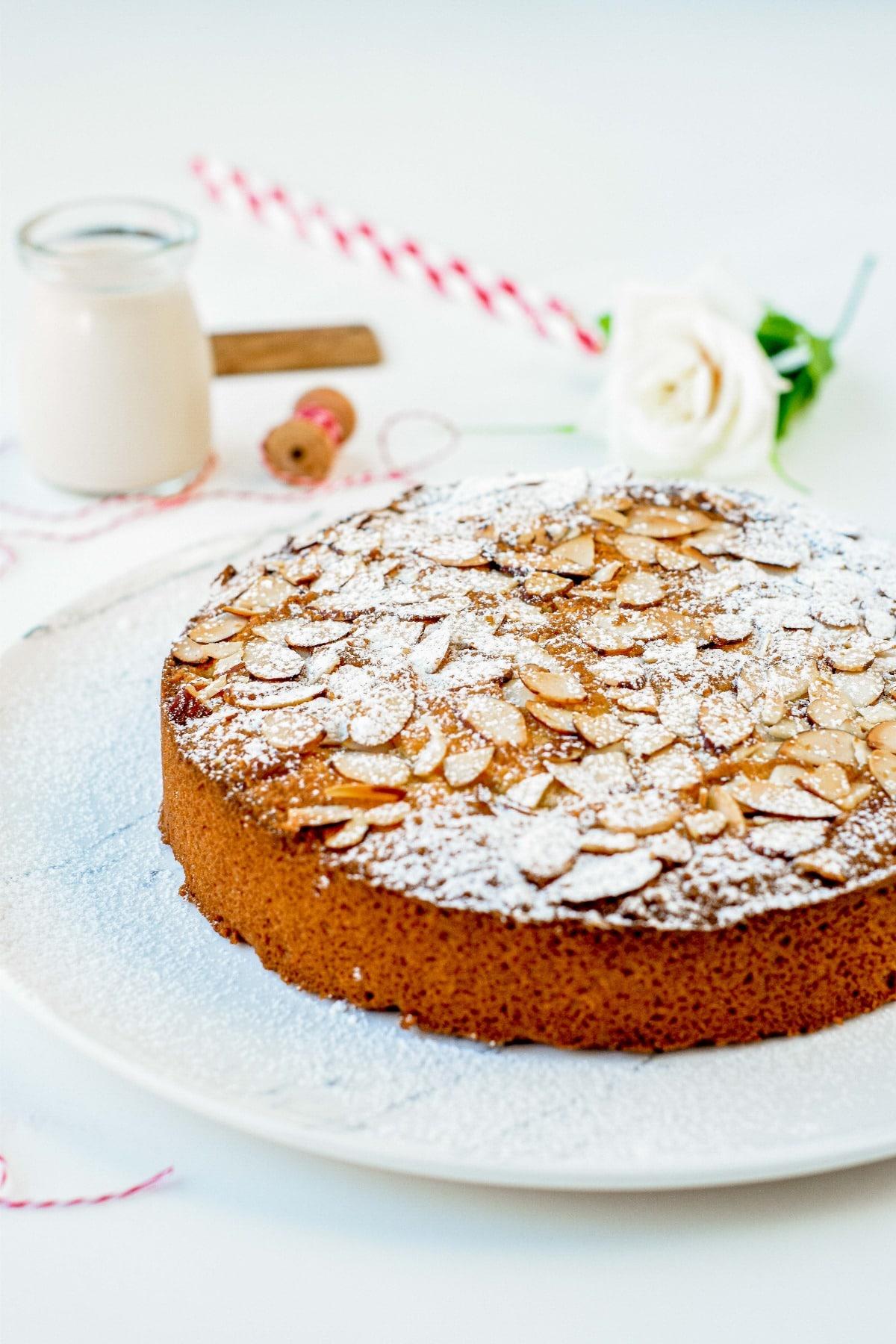 Keto French Almond Cake (15)