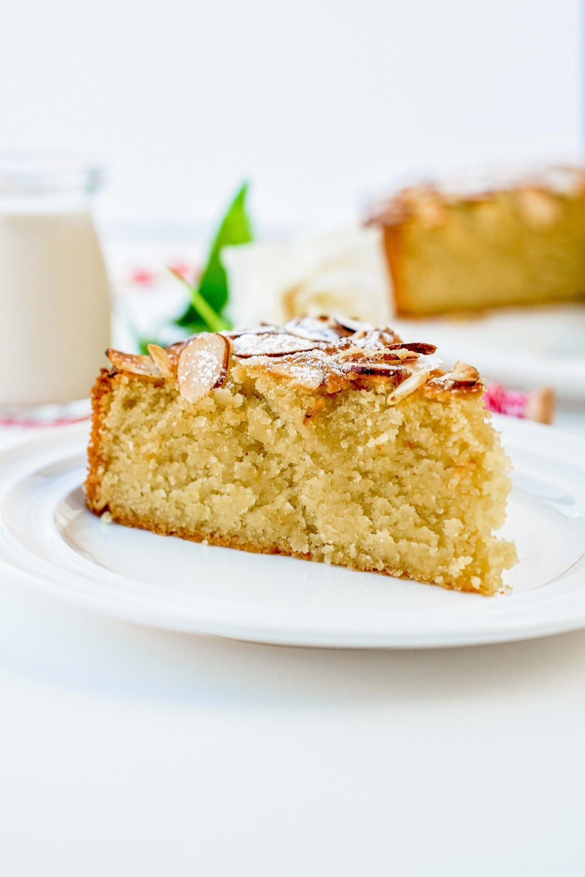 Keto French Almond Cake