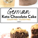 Keto German Cake