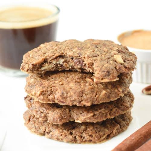 Keto Granola Cookies